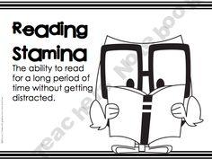 Building Reading Stamina