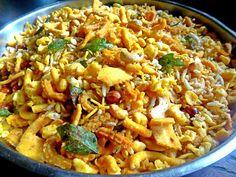 Madras mixture Tamilnadu mixture savory for Diwali