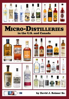 Micro-Distilleries in the U.S. and Canada