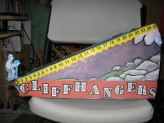 Homemade Price is Right games, like cliffhanger