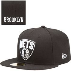 43013460965 New Era Brooklyn Nets 59FIFTY Fitted Hat - NBAStore.com Nba Store