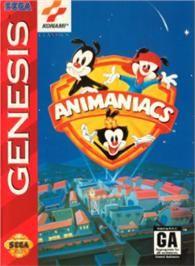 Animaniacs (1994, Sega Mega Drive)