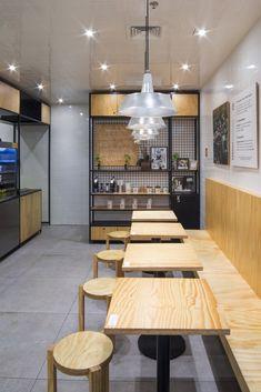 Galeria de Tasty Salad Shop / Arquea Arquitetos - 5