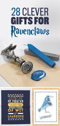 28 Clever Gifts For Ravenclaws