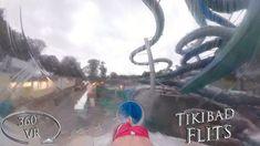 Tikibad 2019 Flits 360° VR POV Onride
