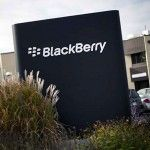 New BlackBerry chief removes some top executives