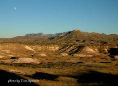 Chisos Mountains Presidio County West Texas THE SHERIFF, THE CATTLEMAN & THE RANGER