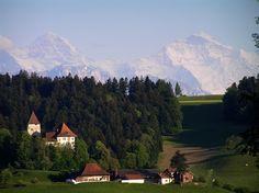 Schloss - Trachselwald - Castle