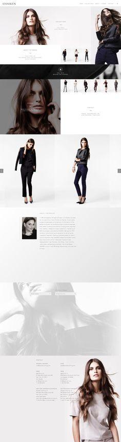 Simplistic Website Design