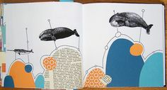 """Love this site's """"Inside"""" section, which is all pictures from people's notebooks. (www.notebooklovespen.com)"""