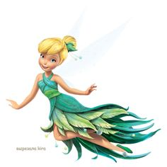 Tinkerbell, colors for tattoo Hades Disney, Art Disney, Disney Kunst, Disney Girls, Disney Love, Tinkerbell Outfit, Tinkerbell And Friends, Tinkerbell Disney, Peter Pan And Tinkerbell