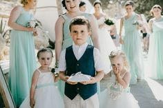 Incorporating kids at weddings can make the event lively and fun. To make a decision here is a guide on how kids can feel like they are part of it. Wedding With Kids, Wedding Couples, Perfect Wedding, Wedding Ceremony, Wedding Venues, Wedding Photos, Wedding Day, Greece Wedding, Documentary Wedding Photography