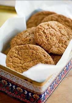 Delicious recipes for biscuits from Hugh Fearnley Whittingstall's River   Cottage Baking.