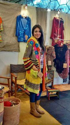 Women Fashion New Fashion – Women Crochet Jacket, Crochet Cardigan, Knit Crochet, New Fashion, Boho Fashion, Womens Fashion, Moda Crochet, Crochet Edging Patterns, Freeform Crochet
