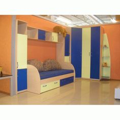 Imagini pentru mobila tineret crem albastru Bunk Beds, Furniture, Home Decor, Decoration Home, Loft Beds, Room Decor, Home Furnishings, Home Interior Design, Bunk Bed