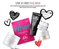 Love at first try. #Masks What's your favorite? #Sephora