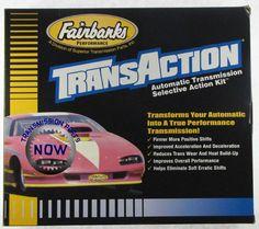 AODE Shift Kit Superior  Fairbanks TransAction 4R70W Transmission 4R75W 76173S #SuperiorTransmissionPartsFairbanksTranaction
