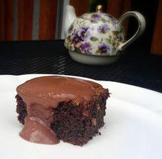 Simple, Delightful & Gluten Free: Paleo Chocolate Cake