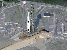 NASA's Mars-bound mega rocket ahead of schedule, on budget (Photo: NASA)
