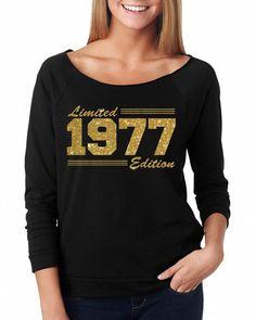 Womens Birthday Shirt 40th Birthday Shirt Womens Off The
