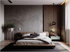 Most popular stunning minimalist modern master bedroom design best ideas 9 bedroom ideas Luxury Bedroom Design, Master Bedroom Design, Home Decor Bedroom, Bedroom Wall, Home Interior Design, Bed Room, Bedroom Design Minimalist, Modern Luxury Bedroom, Bedroom Furniture
