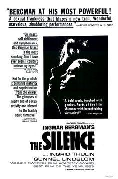 The Silence - Ingmar Bergman