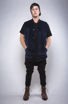M Improvise reversible vest Bomber Jacket, Button Down Shirt, Men Casual, Vest, Mens Tops, Jackets, Shirts, Clothes, Fashion
