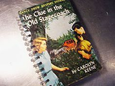 Journal Notebook NANCY DREW The Old by theChineseLaundry on Etsy