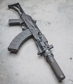wicked little fellow - © - Weapons Lover Military Weapons, Weapons Guns, Guns And Ammo, Micro Draco, Tactical Ak, Battle Rifle, Fire Powers, Cool Guns, Assault Rifle