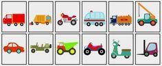 (2015-04) Hvad er hvad (transportmidler #2)? Transportation, Playing Cards, Games, Dibujo, Puzzles, Playing Card Games, Gaming, Game Cards, Plays