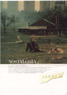 Η NEW STAR ΠΑΡΟΥΣΙΑΖΕΙ ΤΟ ΑΡΙΣΤΟΥΡΓΗΜΑ ANDREI TARKOVSKI «ΝΟΣΤΑΛΓΙΑ» NOSTALGHIA Ιταλία, 1983, 125΄ …αυτή η νοσταλγία του χαμένου Παραδείσου, η νοσταλγία «του πριν», η νοσταλγία της μήτρας, η νοσταλγ…