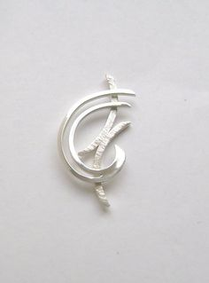 Sterling Silver Contemporary Pendant by SignetureLine on Etsy, $65.00