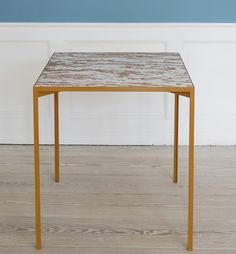 Marble Table - theapartment.dk