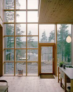 Villa Idun-Lee - Per Nadén Anton Kolbe Axel von Friesen Marika Vaccino. Trä Trähus Wood Architecture House Brick - May 12 2019 at