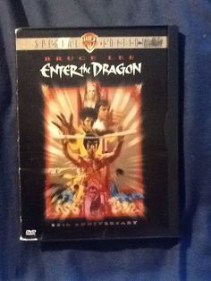 enter the dragon 25th anniversary special edition
