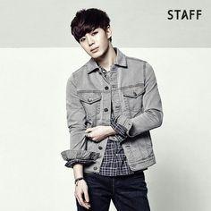 Looove this outfit! Btob, Tvxq, Pop Fashion, Cute Fashion, Shinee, Lee Hong Bin, Vixx Hongbin, Moorim School, My Love From Another Star