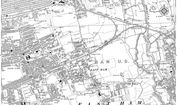 An old map of East Ham