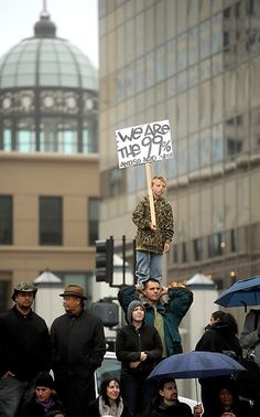 Occupy Wall St. Oakland