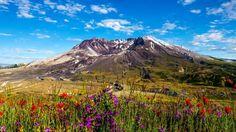 Washington, Mount St Helens