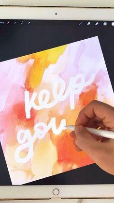 Doodle Drawing, Digital Art Beginner, Digital Art Photography, Watercolor Kit, Aesthetic Painting, Ipad Art, Digital Art Tutorial, Grafik Design, Art Tutorials
