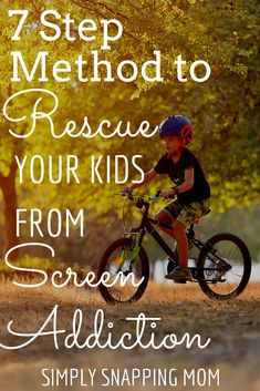 If you want to limit screen time, you have to start with a realistic approach. Try this 7 step method to balance the screen time in your home and save your kids from screen addiction. Learn what experts suggest and what you can do about it. Parenting Advice, Kids And Parenting, Papa Francisco Frases, Addiction, Kids Behavior, Happy Kids, Raising Kids, Child Development, Kids Learning