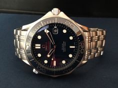 I confess. I haven't seen a single James Bond movie. As embarrassing as that is, the point of coming clean is that I'm a big fan of the Omega Seamaster Professional for its own merits and not becau...