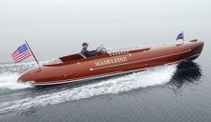 Madeleine - Van Dam Custom Wooden Boats  www.mettlersamerica.com
