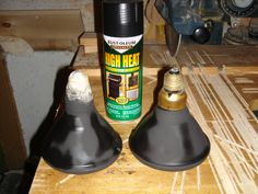 Altering flood lights to better light your haunt
