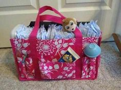 Thirty-one keep it caddy ... Use it as a diaper caddy.