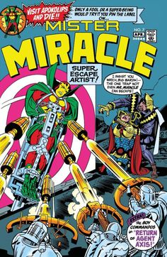 Mister Miracle 7 - Jack Kirby