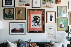 Flea Style's Dallas Office Tour #theeverygirl