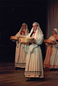 folk clothing of Biłgoraj region, Poland