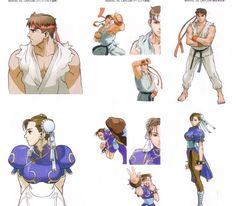 SF20Th - The Art of Street Fighter Parte 2 - Taringa!