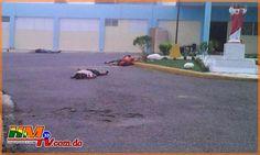 Cuatro muertos durante intento de fuga en la cárcel de Najayo